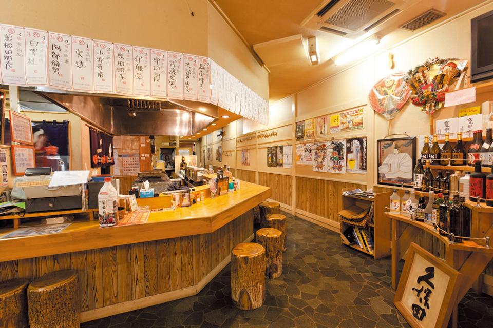 戦国焼鳥 秀吉 本町店