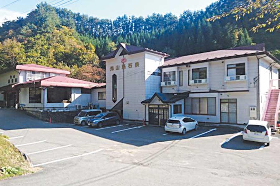 光山温泉 旅館 岳泉荘
