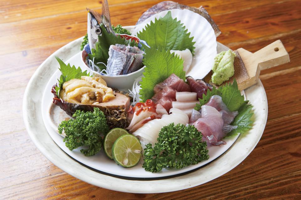 海鮮料理 無礼講