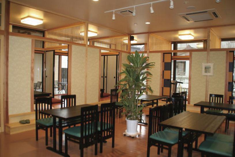 地場食材レストラン山海里(さんかいり)