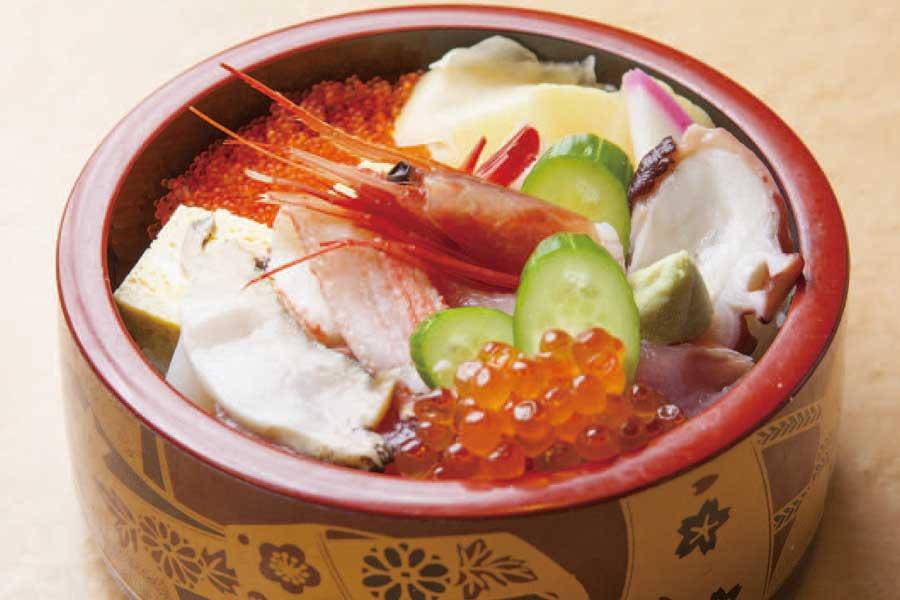 寿司 鶴亀鮨
