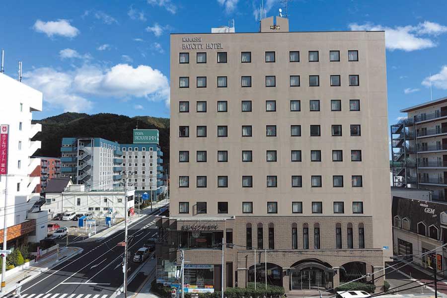 釜石ベイシティホテル
