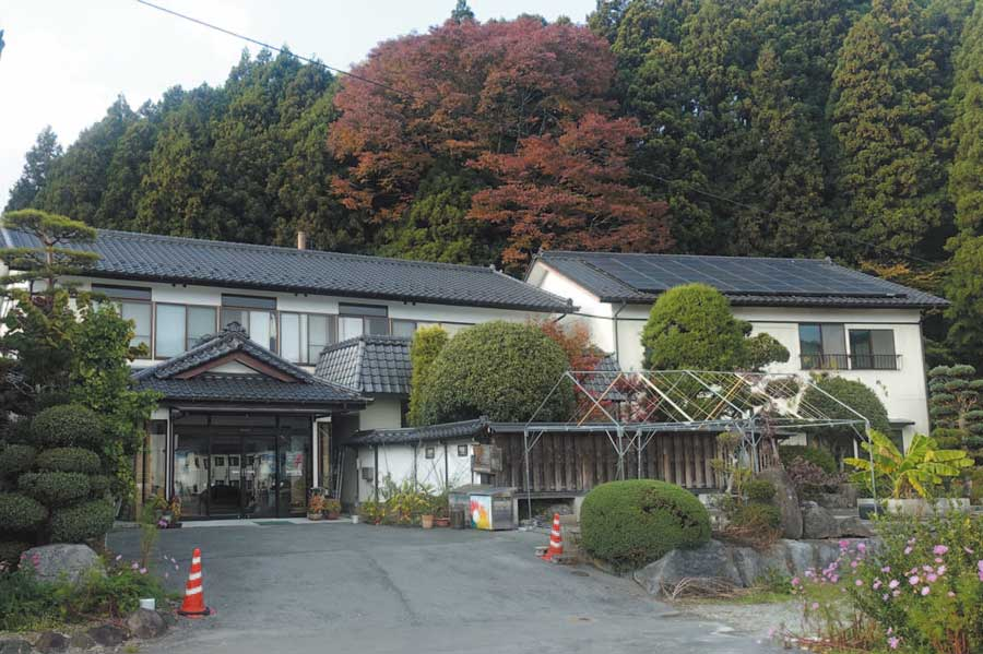 矢作の元湯 鈴木旅館