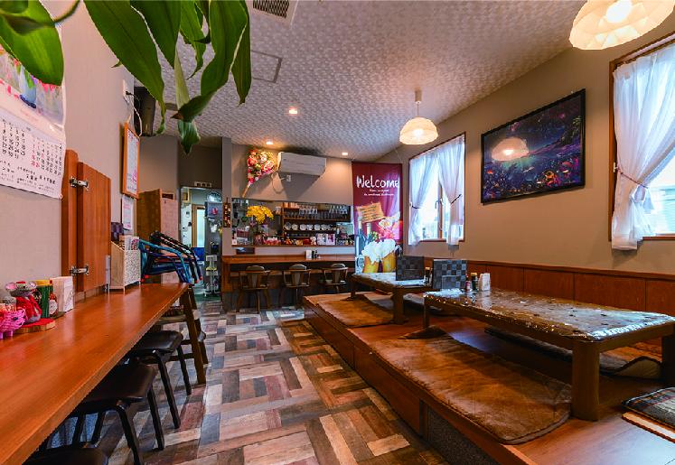 カフェとお食事のお店 グルメハウスシンコー