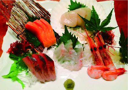 北三陸磯料理 魚棚(うおんだな)